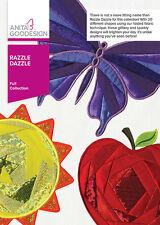 Anita Goodesign Embroidery Machine Design CD RAZZLE DAZZLE - NEW