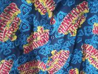 Vintage Hawaiian Tropic Short Sleeve Button Front Graphic Shirt Mens XXL
