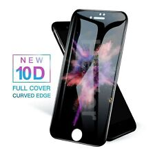 For iPhone 7 8 Plus SE 20 10D Full Cover Curved Tempered Glass Screen Protector