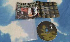 MEAT BEAT MANIFESTO – It's The Music BELG  MAXI CD SINGLE RARE B-SIDES/REMIXES