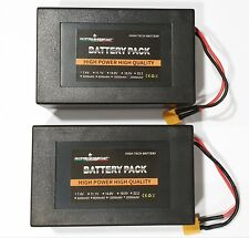 BAIT BOAT BATTERIES LITHIO 11.1V 20.000MHA + LITHIUM CHARGER