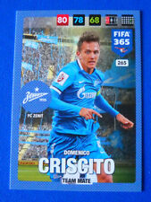 CARD PANINI ADRENALYN FIFA 365 2016-17 2017 - N.265 - CRISCITO - ZENIT