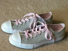 Converse Silver Shoes for Girls for sale | eBay