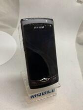 Samsung S8500 Wave - Ebony Grey (Unlocked) Mobile Phone
