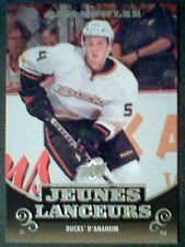 CAM FOWLER  10/11 UDS1 FRENCH YOUNG GUNS CARD  SP