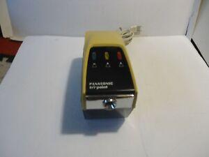 Vintage Panasonic KP-11A Electric Pencil Sharpener 1980s