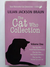 The Cat Who Collection. Vol 1. Lilian Jackson Braun. BCA 2005 592 pages Hardback