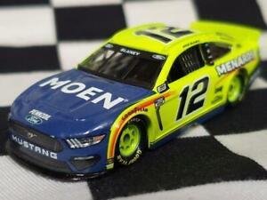2021 Ryan Blaney #22 Moen / Menards 1:64th Ford Mustang NASCAR