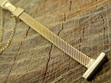 Vintage Kestenmade Butterfly Clasp Watch Band 13mm Ladies NOS Unused Gold Filled