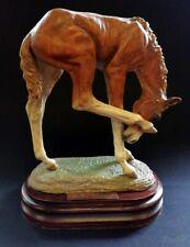 Jose Luis De Casasola Resin Potrillo Horse Foal 25cm Tall | FREE Delivery UK*