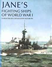Jane'S Fighting Ships Of World War I by John Moore [Foreword]