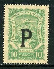 Colombia MNH Specialized SCADTA Consular: Scott #CLP57 10c PANAMA $$$
