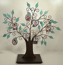 2003 Hallmark Family Tree Display Keepsake Starter Ornament Frame Photo Holder