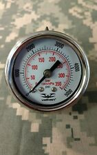 Valken Fill Station Gauge paintball 5000 Psi.Hpa Co2 Accessory Part