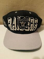 Vintage Los Angeles Raiders Snapback Rare NWA Eazy-E Coliseum Oakland 90's NFL