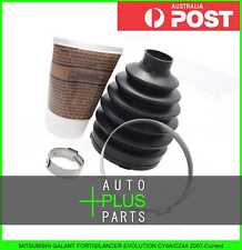 Fit MITSUBISHI GALANT FORTIS/LANCER EVO? Boot Outer Cv Joint Kit 80.5X110.5X26.5
