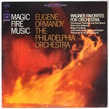 MAGIC FIRE MUSIC: Eugene Ormandy COLUMBIA MS 6701 2-Eye Stereo NM- LP