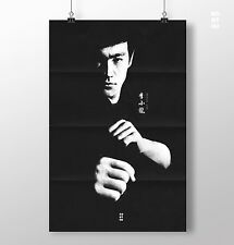 Cartel de Bruce Lee Art Print