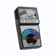Trifield TF2 Alphalab Full Spectrum RF Emf Meter Modell, 5g, Au Electromagnetic