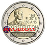2 Euro Commémorative Luxembourg 2018 - 150 Ans de la Constitution