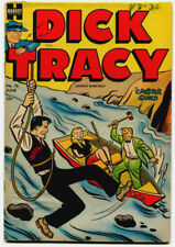 Dick Tracy 76 VG 4.0 Harvey 1954 Chester Gould Art and Stories