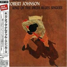 ROBERT JOHNSON-KING OF THE DELTA BLUES SINGERS-JAPAN CD D46