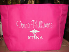 1 TOTE Bag NURSE PA RN LPN MD CNA  HOSPITAL MEDICAL OFFICE MONOGRAM BSN DR GIFT