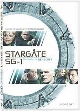Stargate Sg-1 S7 Season 7 DVD R4