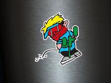 1 x Aufkleber Pissing Paintball Boy Guy Junge Sticker Shocker Tuning Fun Gag