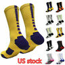 Stylish Thicken Towel Men's Socks Sport Professional Basketball Elite Sock US