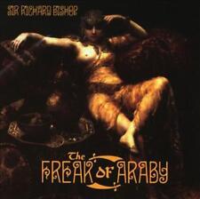 RICHARD BISHOP (SUN CITY GIRLS) - THE FREAK OF ARABY NEW CD