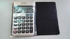 Genuine Casio Lc-1000Tv Tax Calculator 10 Digits Extra large Display-Brand New