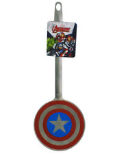 Captain America Shield Spatula Stainless Steel Marvel Comics Avengers Brand New