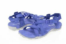 Women's MERRELL 235699 lilac Fabric Leather strappy sandals size US 5 EU 36