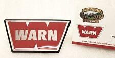 WARN 98398 Control Housing Cover Emblem for XD9000i, 9.5ti, 9.5cti