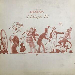 Genesis A Trick Of The Tail Lp Vinyl Record 1976 Prog Rock Album
