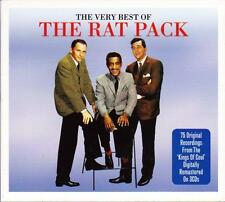 THE VERY BEST OF THE RAT PACK (NEW 3CD) Dean Martin,Frank Sinatra,Sammy Davis Jr