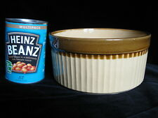 Vintage T G Green GRANVILLE Pie Dish - souffle bowl