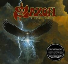 Saxon - Thunderbolt - New CD Album - Pre Order Released 07/09/2018