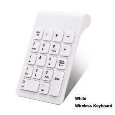 Mini 2.4GHz Wireless USB Numeric Keypad Numpad Number 18 keys Pad For PC Laptop