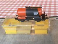Vintage LILIPUT Train  UETIKON Chemical Tanker Mint Condition Original Box