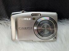 Fujifilm FinePix F Series F50fd 12.0MP Digital Camera - Silver