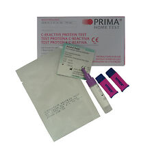 Prima Home C-Reactive Protein (CRP) Test