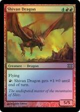 Foil SHIVAN DRAGON From the Vault: Dragons MTG Red Creature Rare