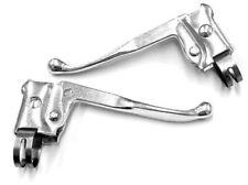 Componentes y piezas universales de plata de aleación para bicicletas