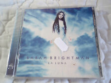 SARAH BRIGHTMAN LA LUNA CD NEW SEALED 2000 ANGEL RECORDS