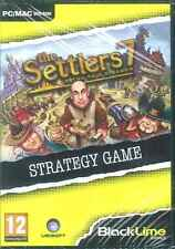 The Settlers 7, Path to a Kingdom, PC & MAC Online Strategy Game, NEW XP Vista 7