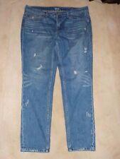 Womens BDG Slim Boyfriend Jeans 29 Destroyed
