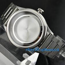 P612 Stainless Steel 41mm Watch Case 316L Band Fit Miyota 82 Serie,DG2813/3804