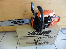 ECHO CS-4510ES Motorsäge Kettensäge 45,0cm³ 38cm Schnittlänge Leichtstart 2,3kW